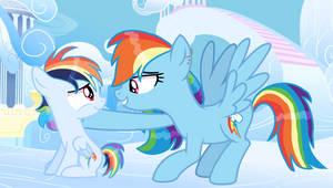 Mlp Next Gen I Love You Rainbow Strike by ThatOneCrazyArtist18