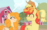 Mlp Family Hang out