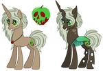 ~ MLP HazeVerse AU NG {Princess Poison Apple}