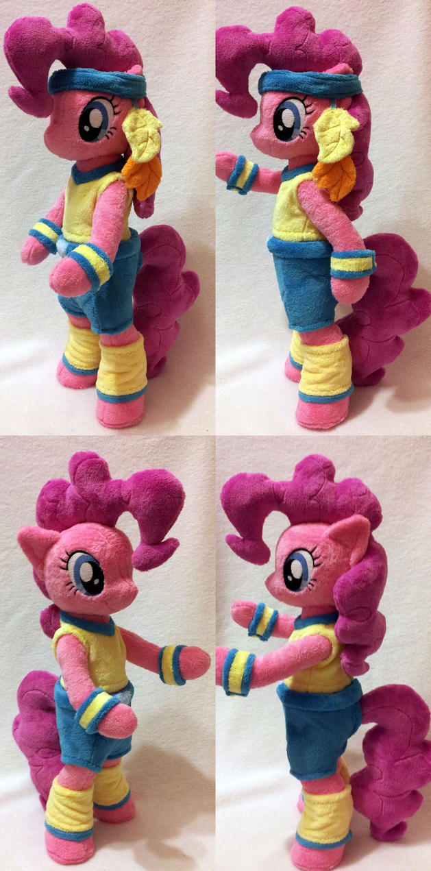 Pinkie Pie by agatrix