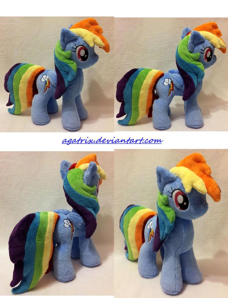 Rainbow Dash by agatrix