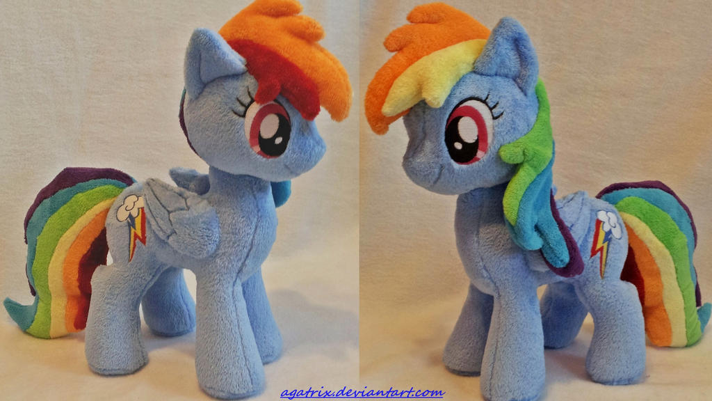 Rainbow Dash commission by agatrix