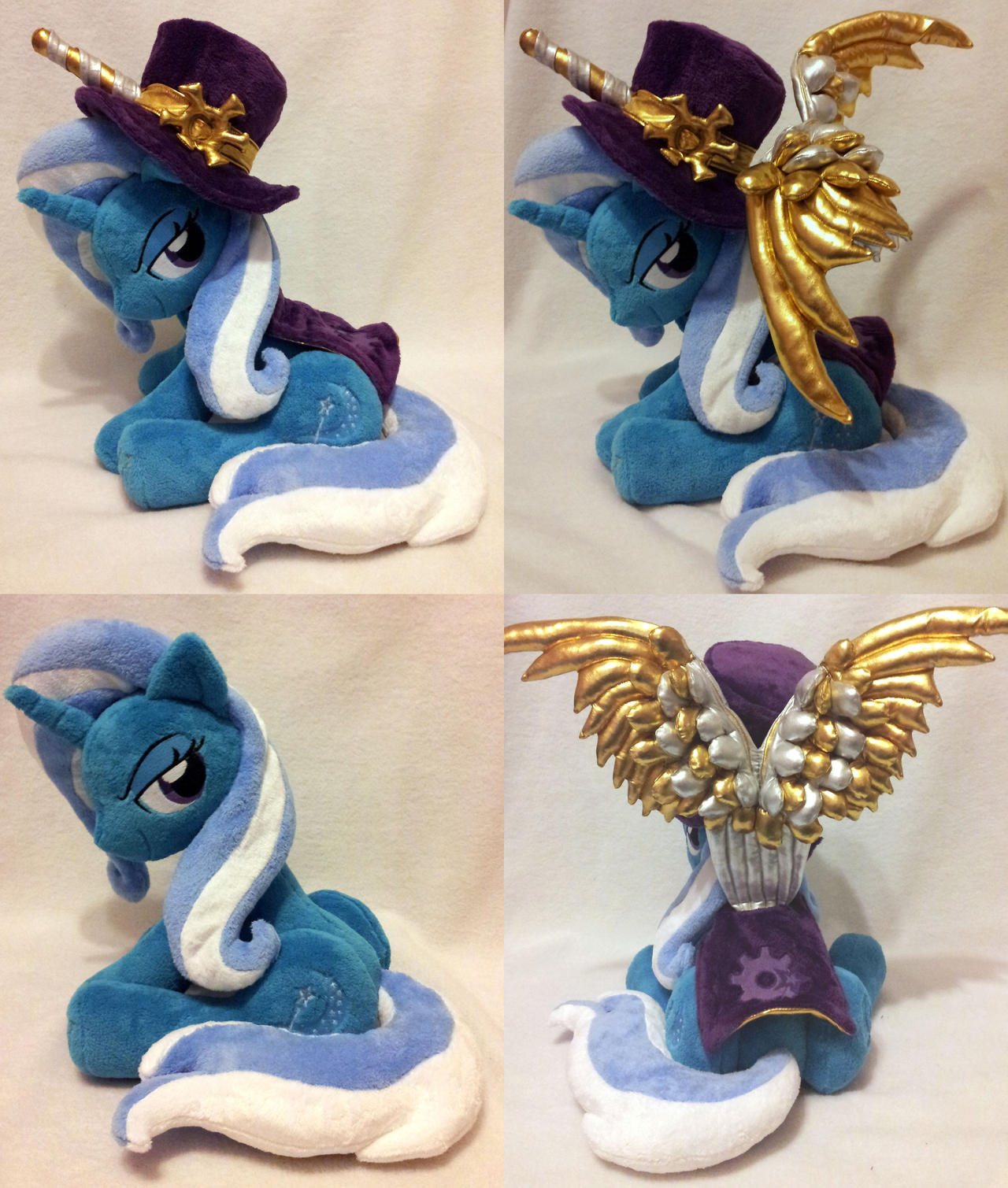 Steampunk Trixie by agatrix