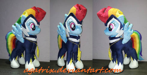 Rainbow Dash as Zap for sale