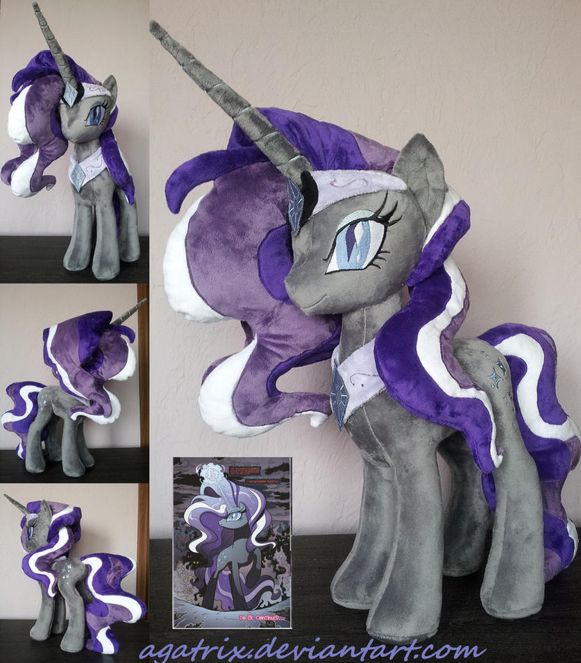 Nightmare Rarity by agatrix