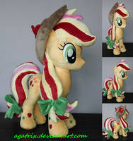Rainbow Power Applejack for sale! by agatrix