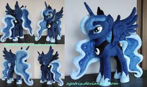 Princess Luna plush