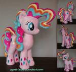 Rainbow Power Pinkie Pie plush