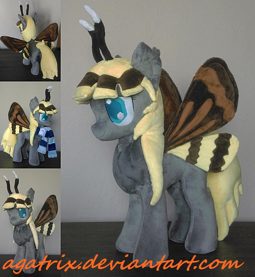 OC Hexferry plush by agatrix