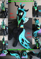 Life size (sitting/laying down) Chrysalis sold by agatrix