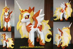 Daybreaker plush by agatrix