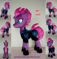 Tempest Shadow plush SOLD by agatrix