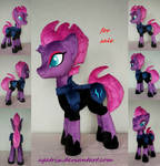 Tempest Shadow plush SOLD