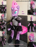 Life size(sitting/laying down)Tempest Shadow plush