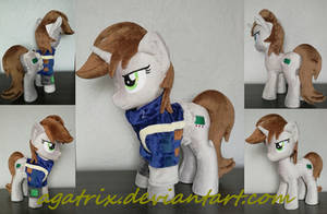<b>LittlePip Plush</b><br><i>agatrix</i>