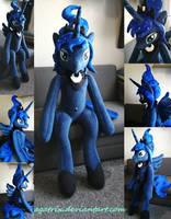 <b>Life Size (sitting) Princess Luna Plush</b><br><i>agatrix</i>