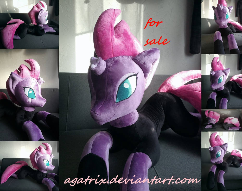 Life size(laying down)Tempest Shadow SOLD by agatrix