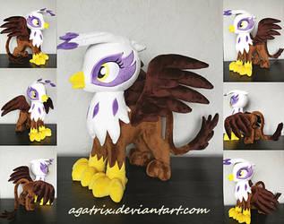 Gilda plush by agatrix