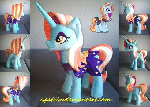 Sassy Saddles plush