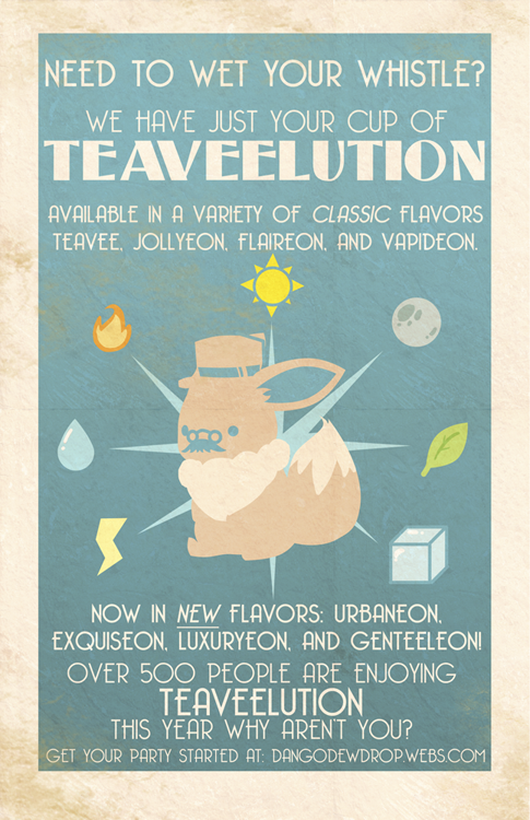 Teaveelution: Art Deco by MidnightSukioma