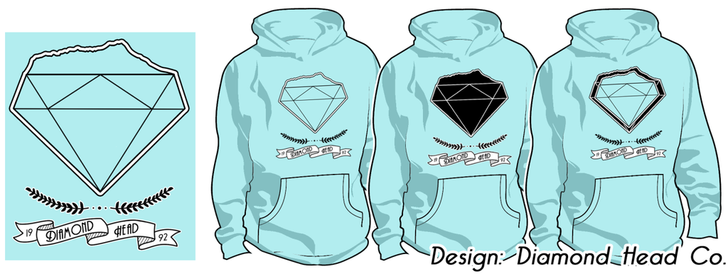 Diamond Head Mock Ups by MidnightSukioma