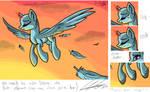 Fly alone BASE