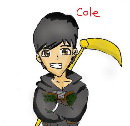 lego ninjago cole by lilrobgrayson13