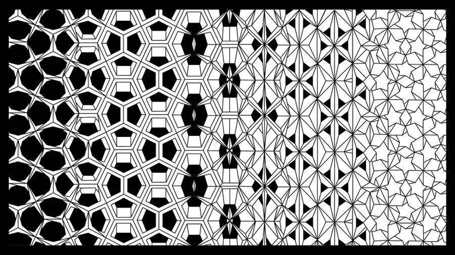 vector tessellation