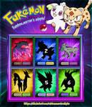 Fakemon Adopts Batch [ OPEN 4/6 ] by RainbowWarriorAdopts