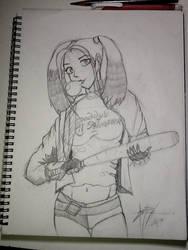 Harley Sketch