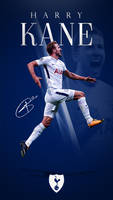 Harry Kane Phone Wallpaper 2017/2018 by GraphicSamHD