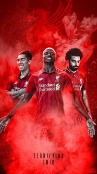Liverpool Phone Wallpaper 2018/2019