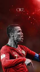 Cristiano Ronaldo World Cup 2018 Phone Wallpaper