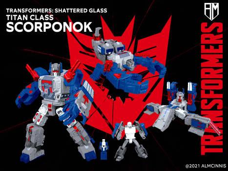 Shattered Glass Scorponok - digibash