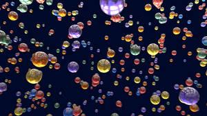 Abstract Glass Balls