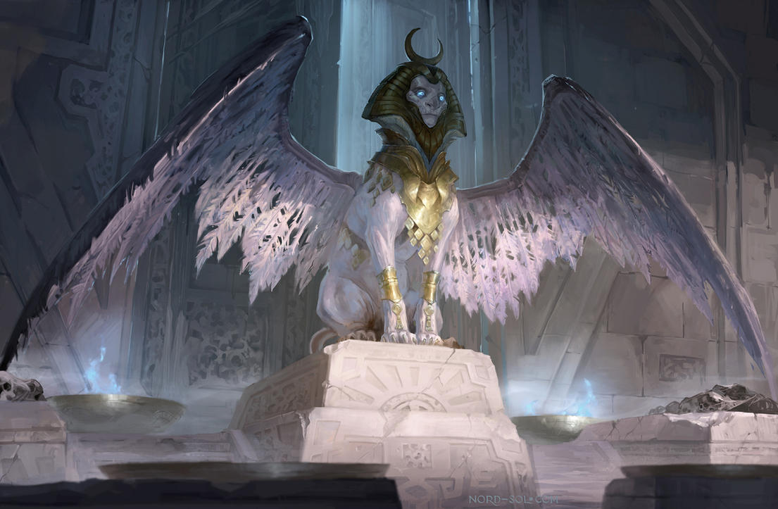 UB Sphinx by Nord-Sol