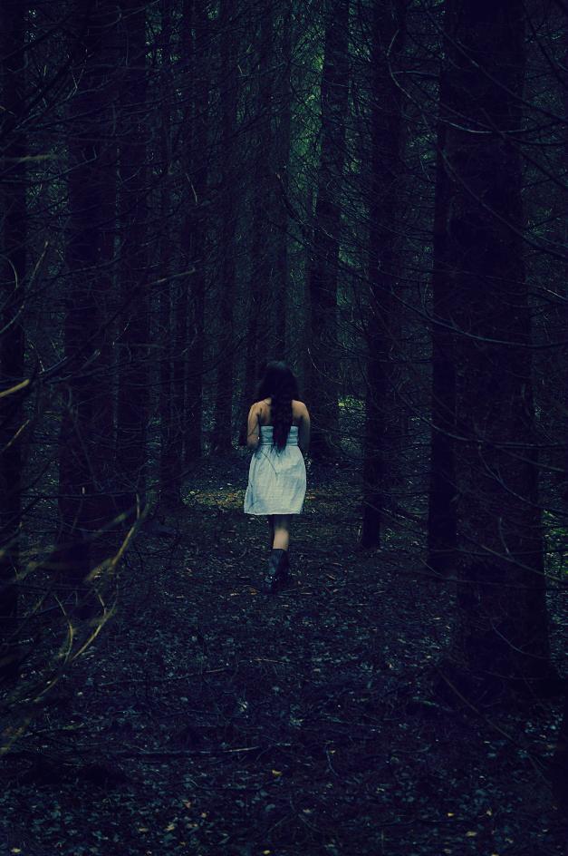 ..until darkness us devours. by Modernmyth6277