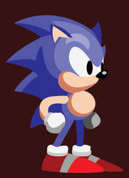 evilsonic by iagolx