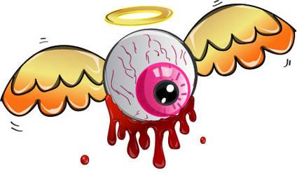 Toy Eyeball by iagolx