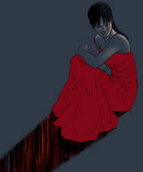 Princess Blood: Saya by mausmouse
