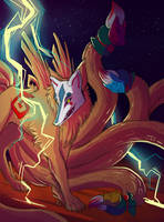 GREASE LIGHTNIN by Dykah