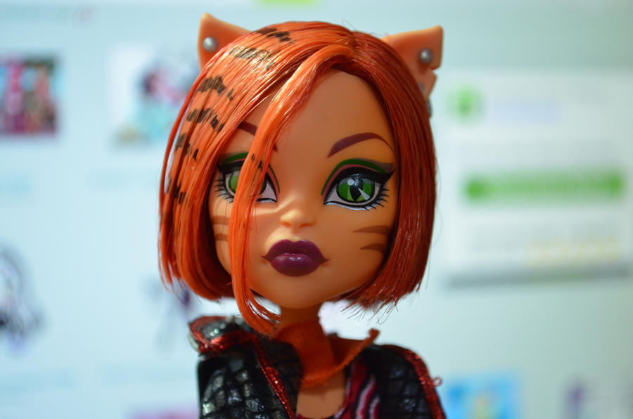 Monster High Toralei I by ShiVoodoo on DeviantArt