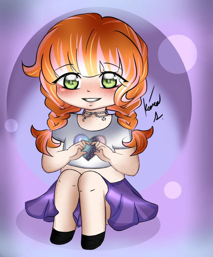 CM #23: Piper by Akuma-Mana61