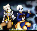 Request #19: Valkyrie and Luna by Akuma-Mana61