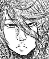 Random Doodle by Akuma-Mana61