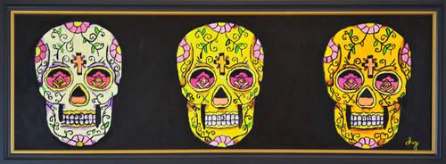Dia de Muertos by juanDanielgarcia