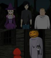 Halloween Movie screenshots by jessthedragoon