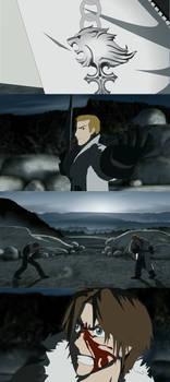 Final Fantasy VIII Anime by jessthedragoon
