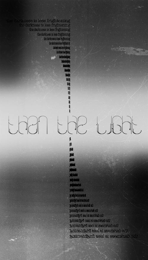 than the light II