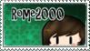 Rome2000 Stamp! plz by Mariiana-chan